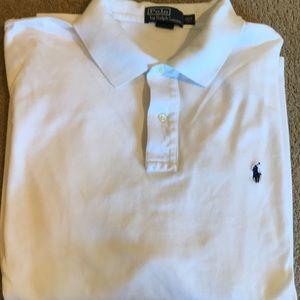 2XLT men's polo shirt